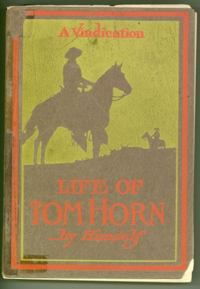 The cover of Horn's autobiography.